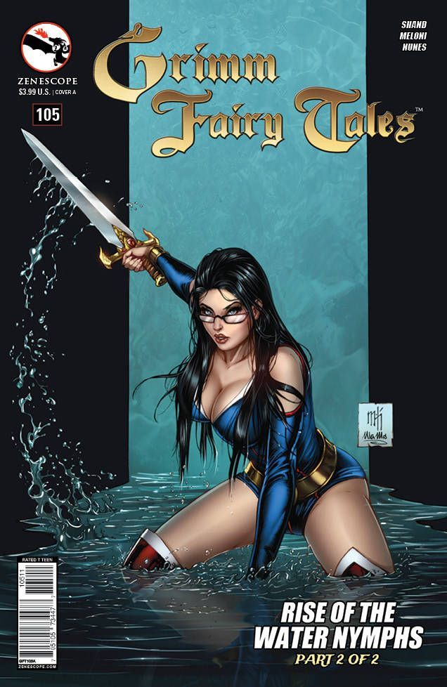 Grimm Fairy Tales 105 04