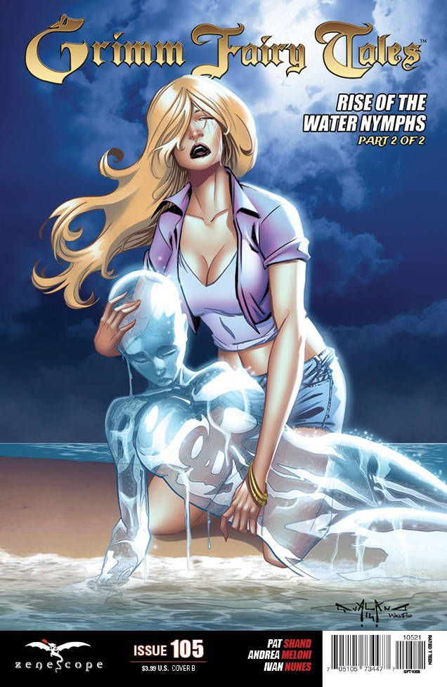 Grimm Fairy Tales 105 05