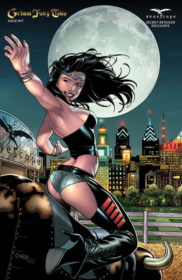 Grimm Fairy Tales 97 06