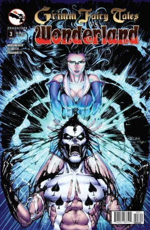 Grimm Fairy Tales Vs Wonderland 3 00