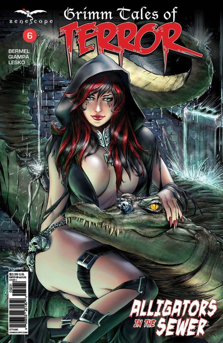 Grimm Tales Of Terror 6 05