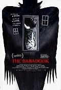 The Babadook Cover