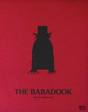 The Babadook Blu Poster