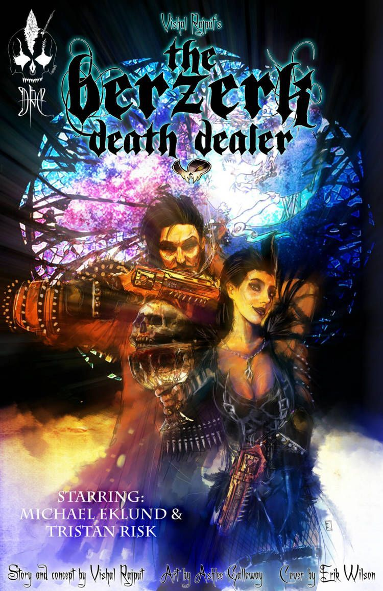 The Berzerk Death Dealer 1 05
