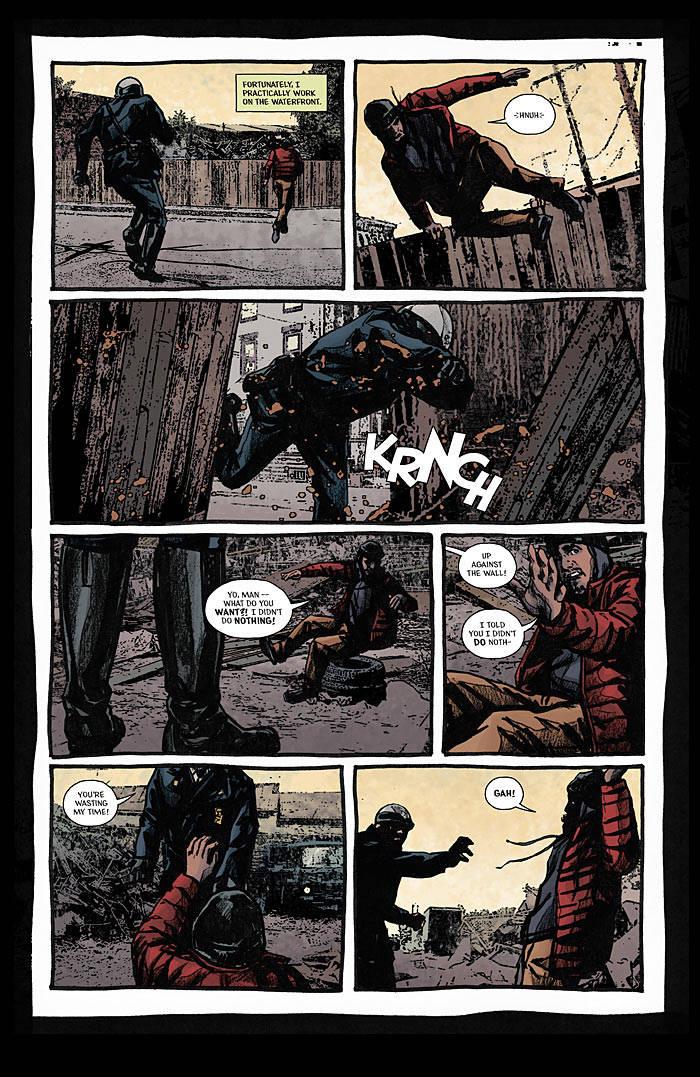 The Black Hood 2 06