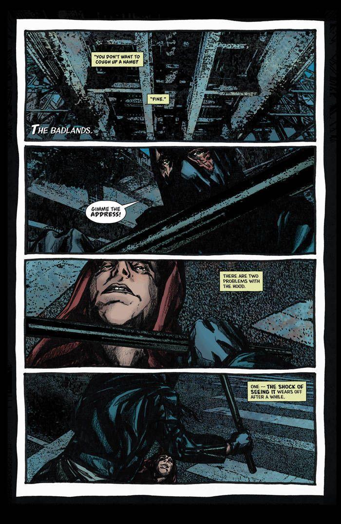 The Black Hood 5 01