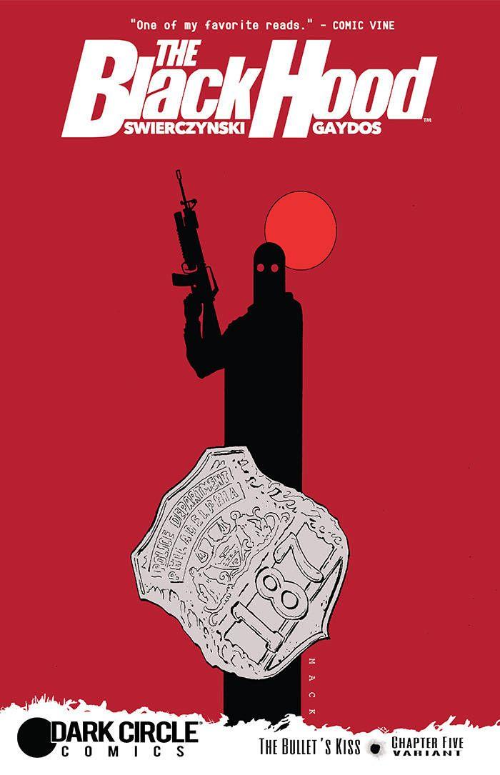 The Black Hood 5 05