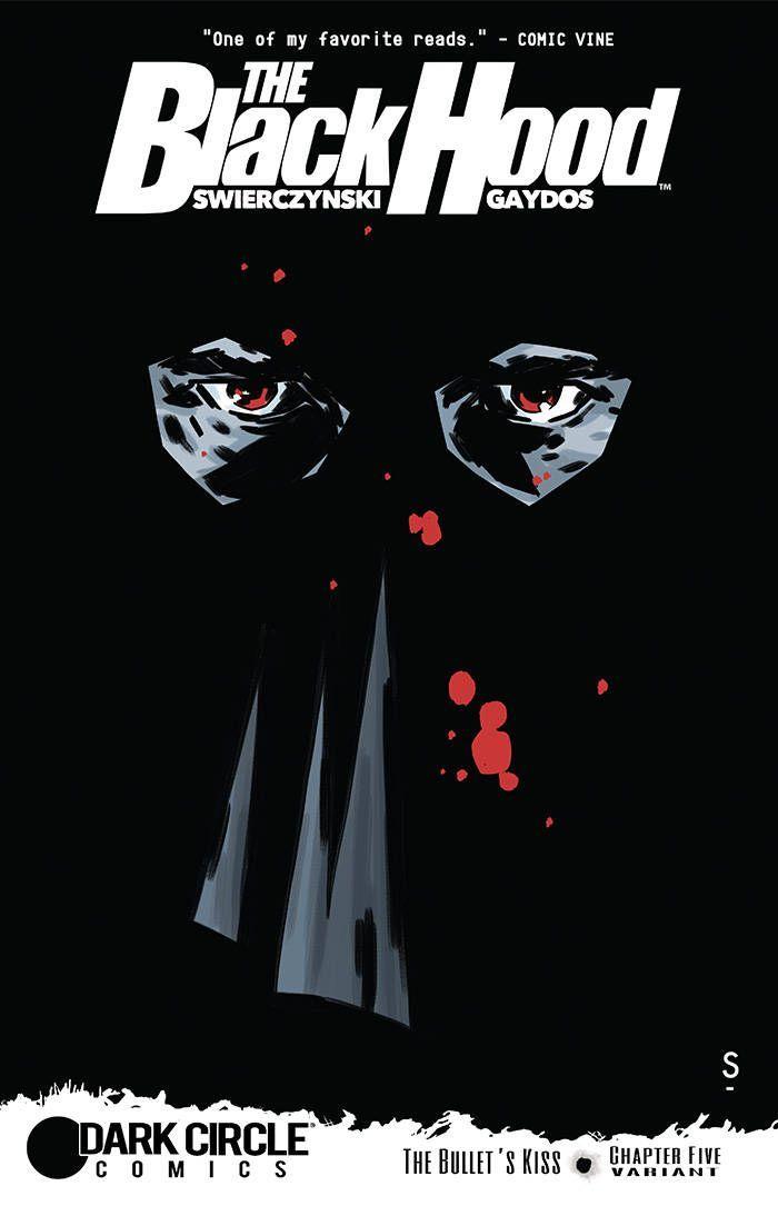 The Black Hood 5 06
