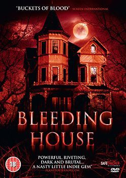 The Bleeding House Dvd Cover