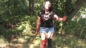 The Chainsaw Sally Show Season One 11
