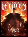 The Chroncicles Of Legion Volume 1 Cover