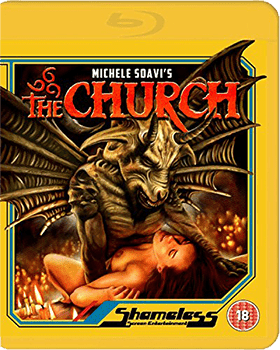 the church blu ray