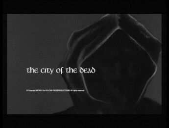 The City Of The Dead 01