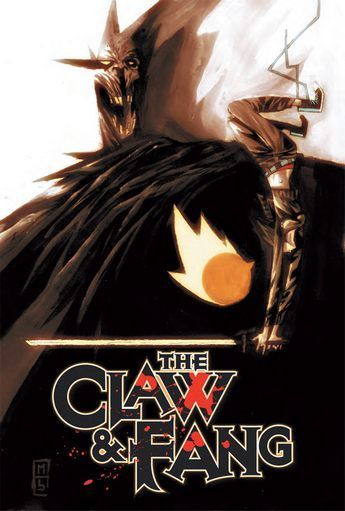 The Claw And Fang 01