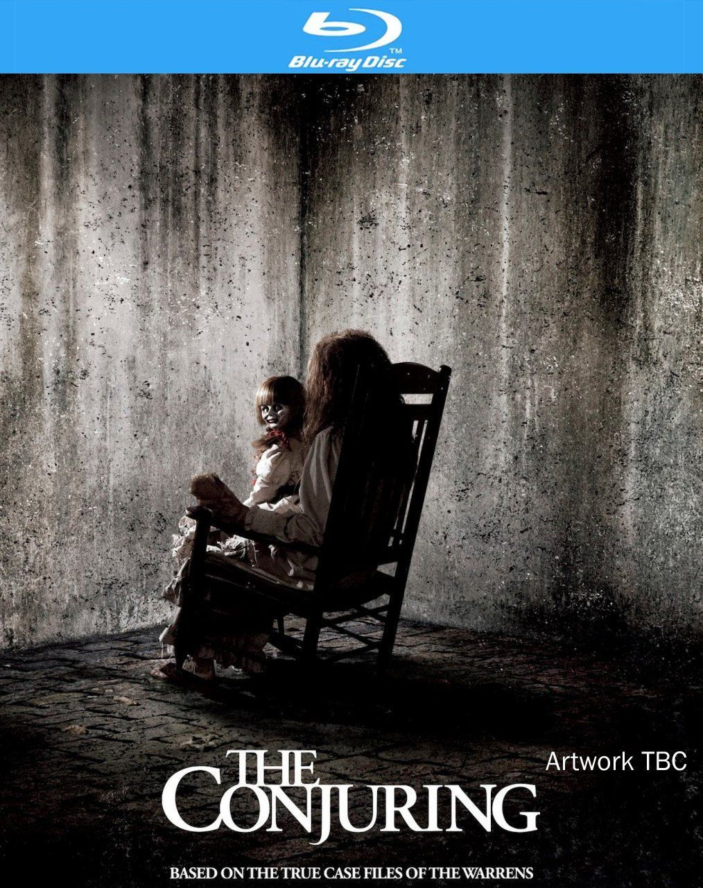 The Conjuring Blu Small
