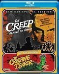 The Creep Behind The Camera Blu Ray Cover