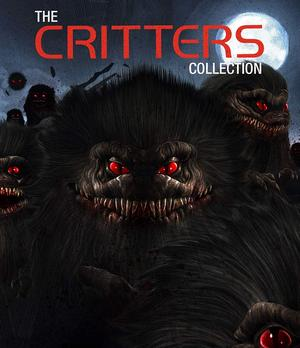 The Critters Collection Blu Ray Poster