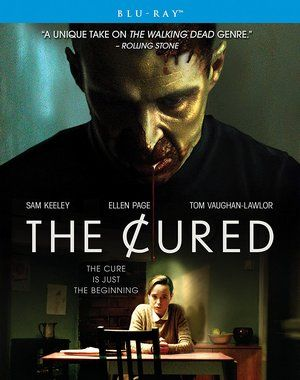 Cured Blu Ray Poster