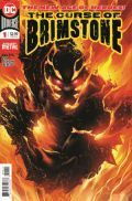 The Curse Of Brimstone 1 Cover