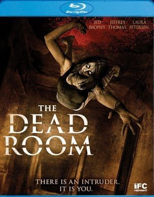The Dead Room Blu Ray Poster