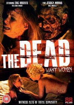 The Dead Want Women Dvd Cover