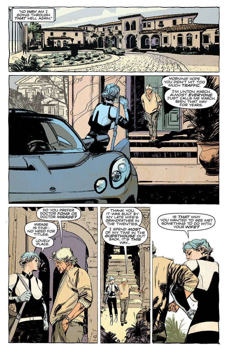 The Death Defying Dr Mirage 1 02