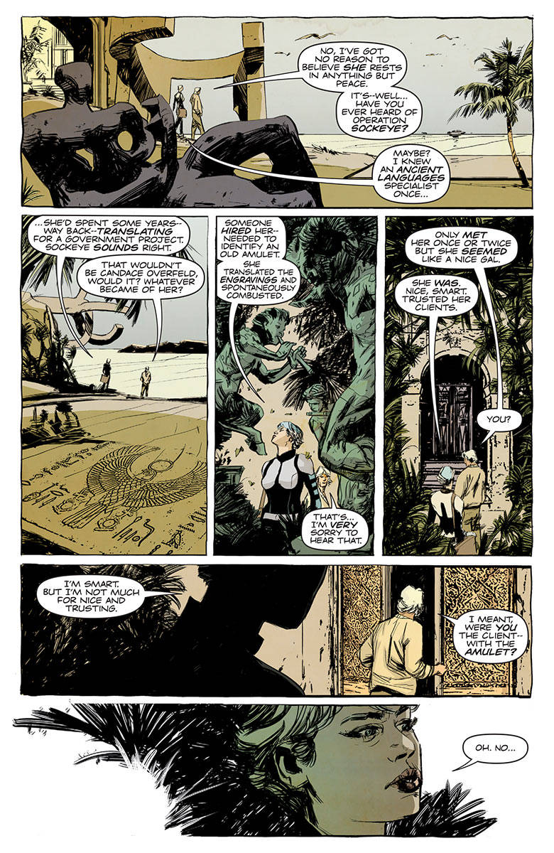 The Death Defying Dr Mirage 1 03