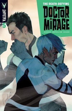 The Death Defying Doctor Mirage 5 00