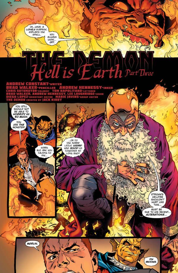 The Demon Hell Is Earth 3 03