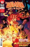 The Demon Hell Is Earth 3 Cover
