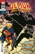 The Demon Hell Is Earth 4 Cover