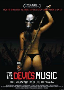 The Devils Music Poster