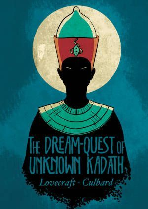The Dream Quest Of Unknown Kadath Poster