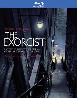 The Exorcist 40th Anniversary Edition Poster