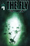 The Fly Outbreak 1 Cover