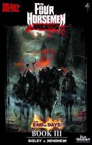 The Four Horsemen Of The Apocalypse Book Iii 00