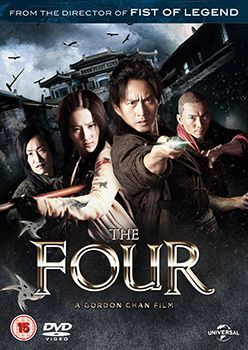 The Four Dvd Cover