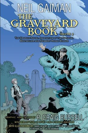 The Graveyard Book Volume 2 00