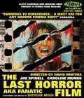 The Last Horror Film Blu Ray Cover