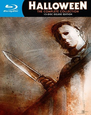 Halloween Complete Blu Ray 2 Poster
