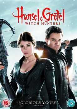 Hansel And Gretel Witch Hunters Dvd