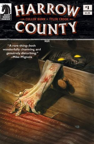 Harrow County 1 00