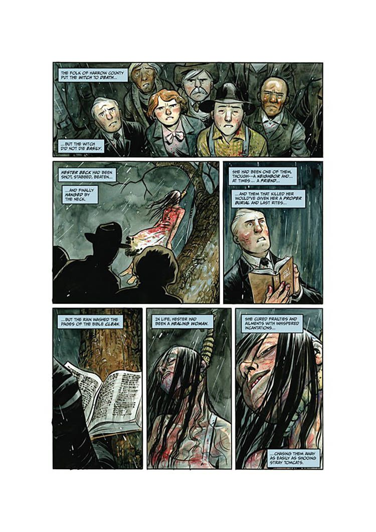 Harrow County 1 01