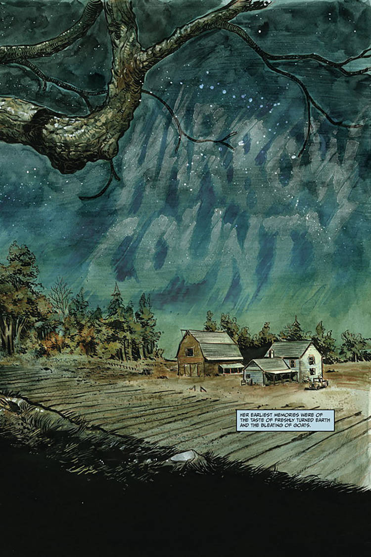 Harrow County 1 05