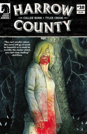 harrow county 28 00