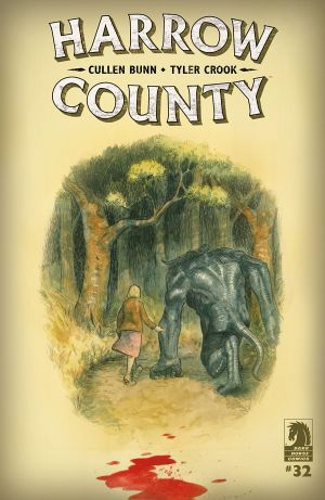 Harrow County 32 00