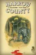 Harrow County 32 Cover