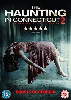Haunting In Connecticut 2 Dvd