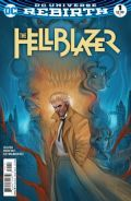 Hellblazer 1 Cover