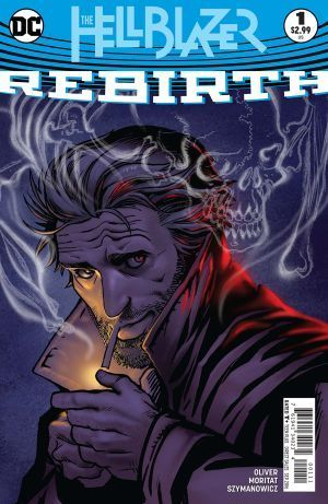 hellblazer rebirth 00